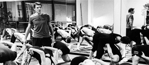 Roberto Bocchi Ashtanga Yoga Workshop Sassuolo